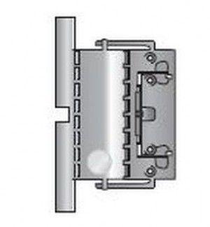 Starre verbinding Octoclick, 1-delig (8-14 mm)